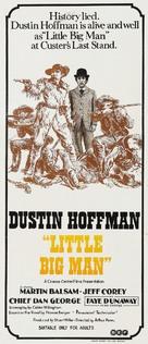 Little Big Man - Australian Movie Poster (xs thumbnail)