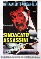 Murder, Inc. - Italian Movie Poster (xs thumbnail)