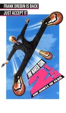 The Naked Gun 2½: The Smell of Fear - VHS cover (xs thumbnail)