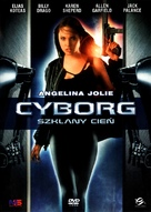 Cyborg 2 - Polish Movie Cover (xs thumbnail)
