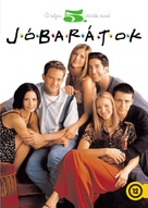 """Friends"" - Hungarian DVD cover (xs thumbnail)"