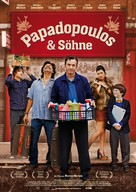 Papadopoulos & Sons - German Movie Poster (xs thumbnail)