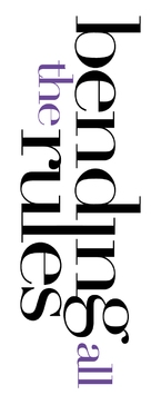 Bending All the Rules - Logo (xs thumbnail)