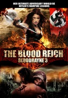 Bloodrayne: The Third Reich - British Movie Poster (xs thumbnail)