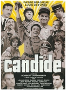 Candide ou l'optimisme au XXe siécle - French Movie Poster (xs thumbnail)