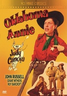 Oklahoma Annie - DVD movie cover (xs thumbnail)