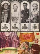 Young Bess - Spanish Movie Poster (xs thumbnail)