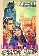 Land of the Pharaohs - Italian Movie Poster (xs thumbnail)