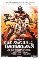 Sangraal, la spada di fuoco - Movie Poster (xs thumbnail)