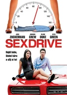Sex Drive - Czech DVD movie cover (xs thumbnail)