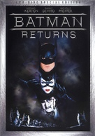 Batman Returns - DVD cover (xs thumbnail)
