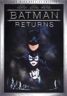 Batman Returns - DVD movie cover (xs thumbnail)