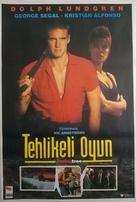 Joshua Tree - Turkish Movie Poster (xs thumbnail)