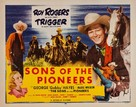 Sons of the Pioneers - Re-release poster (xs thumbnail)