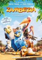 Zambezia - German Movie Poster (xs thumbnail)