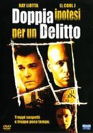 Slow Burn - Italian Movie Cover (xs thumbnail)
