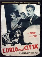 Cry of the City - Italian DVD movie cover (xs thumbnail)