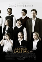Monsieur Lazhar - Movie Poster (xs thumbnail)