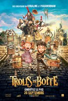 The Boxtrolls - Canadian Movie Poster (xs thumbnail)