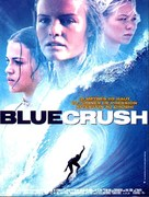 Blue Crush - French Movie Poster (xs thumbnail)