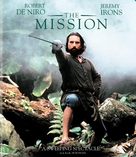 The Mission - Blu-Ray movie cover (xs thumbnail)