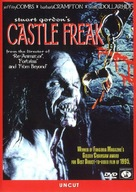 Castle Freak - German Movie Cover (xs thumbnail)