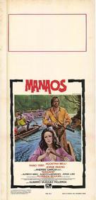 Manaos - Italian Movie Poster (xs thumbnail)