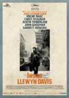 Inside Llewyn Davis - Romanian Movie Poster (xs thumbnail)