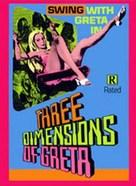 Four Dimensions of Greta - Movie Poster (xs thumbnail)