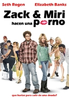 Zack and Miri Make a Porno - Argentinian Movie Cover (xs thumbnail)