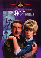 A Shot in the Dark - DVD movie cover (xs thumbnail)