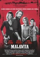 The Family - Portuguese Movie Poster (xs thumbnail)
