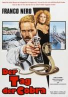 Il giorno del Cobra - German Movie Poster (xs thumbnail)