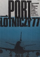 Airport '77 - Polish Movie Poster (xs thumbnail)