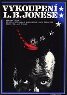 The Liberation of L.B. Jones - Czech Movie Poster (xs thumbnail)
