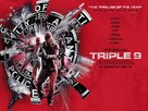 Triple 9 - British Movie Poster (xs thumbnail)