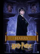 Harry Potter and the Sorcerer's Stone - British Character poster (xs thumbnail)