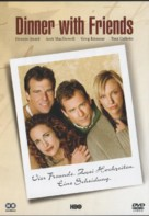 Dinner with Friends - German DVD movie cover (xs thumbnail)