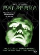 Evilspeak - DVD cover (xs thumbnail)