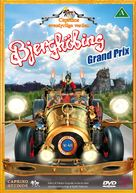 Flåklypa Grand Prix - Danish DVD cover (xs thumbnail)