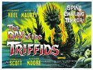 The Day of the Triffids - British Movie Poster (xs thumbnail)