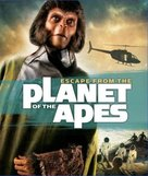 Escape from the Planet of the Apes - Blu-Ray cover (xs thumbnail)
