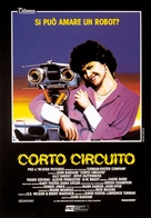 Short Circuit - Italian Movie Poster (xs thumbnail)