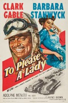To Please a Lady - Movie Poster (xs thumbnail)