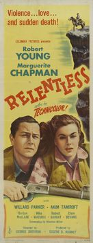 Relentless - Movie Poster (xs thumbnail)