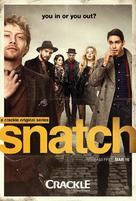 """""""Snatch"""" - Movie Poster (xs thumbnail)"""