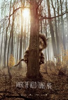 Where the Wild Things Are - Teaser movie poster (xs thumbnail)