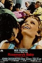 Rosemary's Baby - Italian Theatrical movie poster (xs thumbnail)
