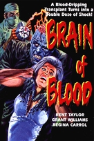 Brain of Blood - DVD movie cover (xs thumbnail)