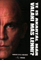 Being John Malkovich - Hungarian Movie Poster (xs thumbnail)